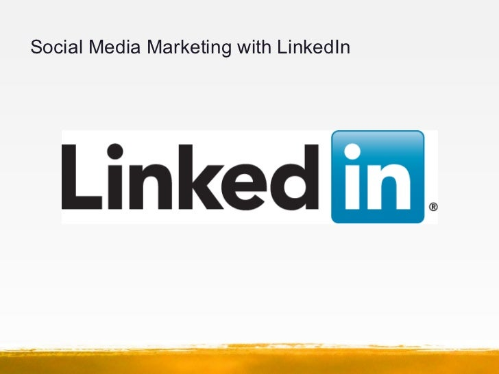 LinkedIn for B2B