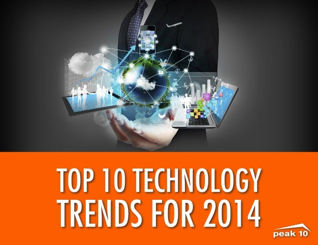 10 Tech Trends for 2014