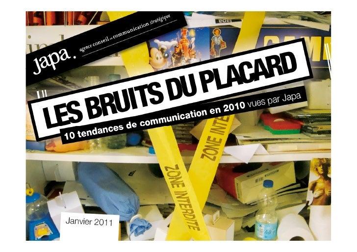 10 tendances de communication en 2010