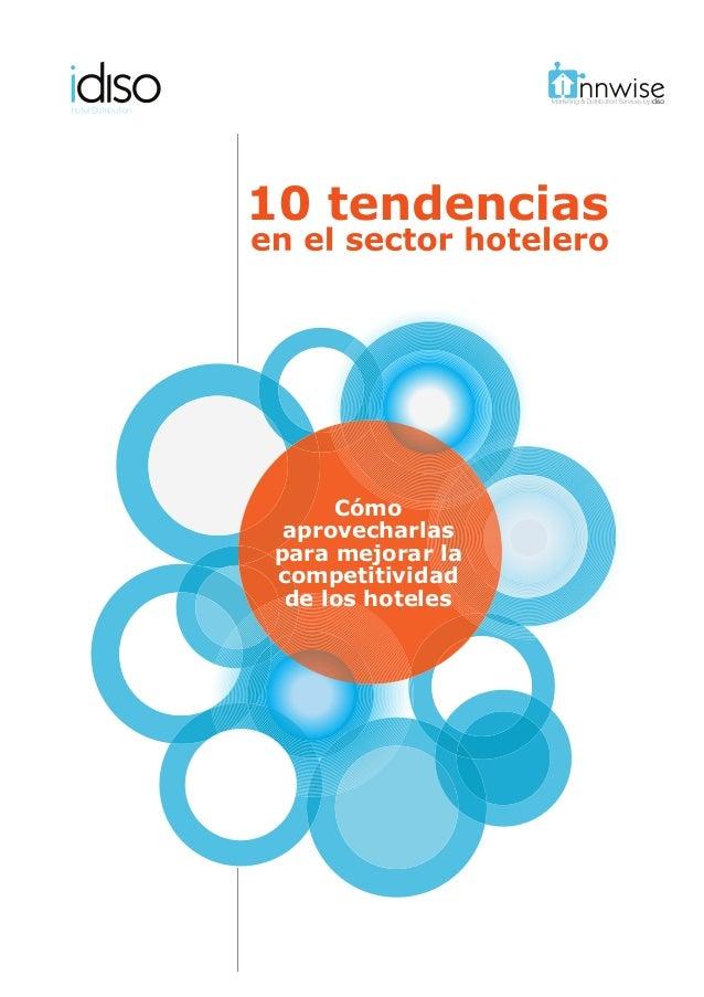 10 tendencias Distribución Hotelera