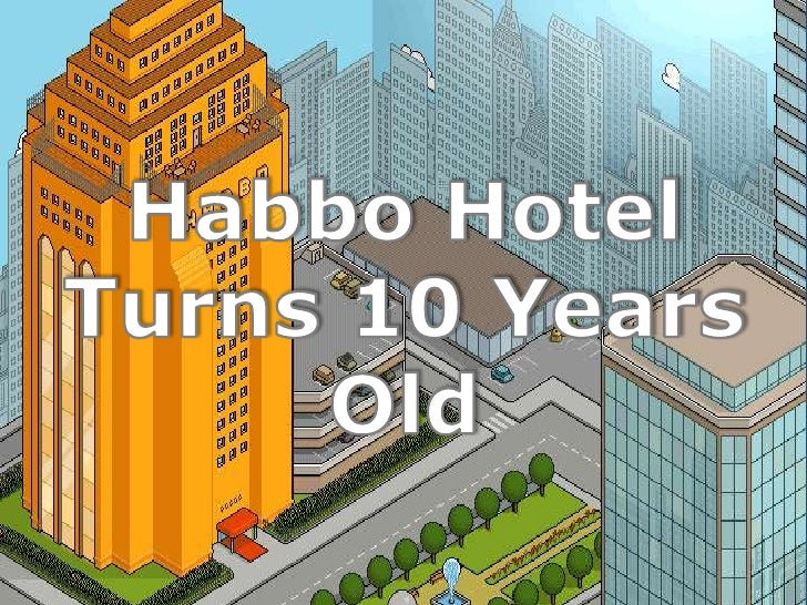 Habbo Hotel Turns 10 Years Old<br />