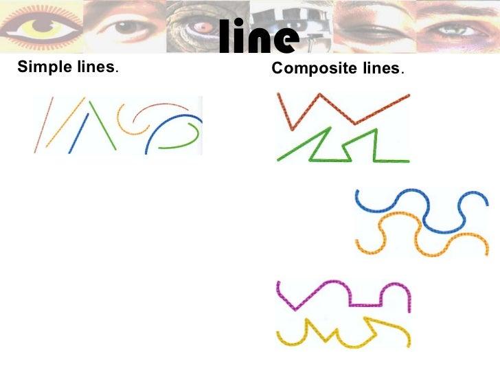 Visual Elements Line : Visual elements line