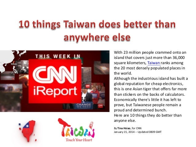 With 23 million people crammed onto an island that covers just more than 36,000 square kilometers, Taiwan ranks among the ...