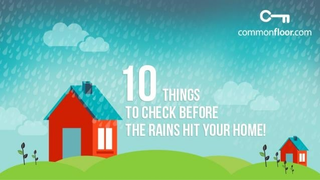 Rainy season brings pleasant weather but it can also bring a series of problems if your home is not ready to handle the ha...