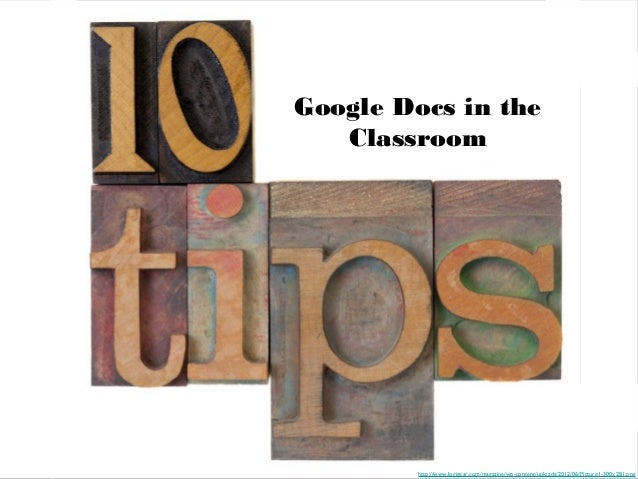 GoogleGoogle Docs in theClassroomhttp://www.logigear.com/magazine/wp-content/uploads/2012/06/Picture1-300x281.png