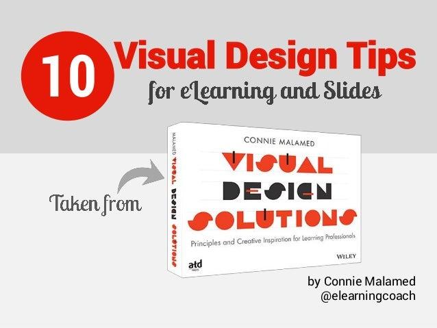 visual design tips designers