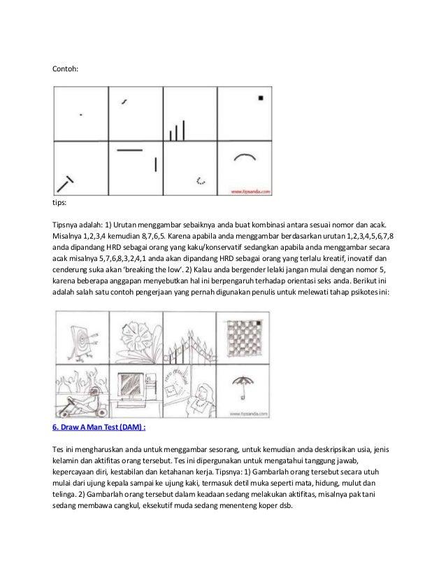 Contoh Gambar Wartegg Test Newhairstylesformen2014 Com
