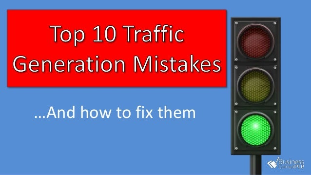 …And how to fix them
