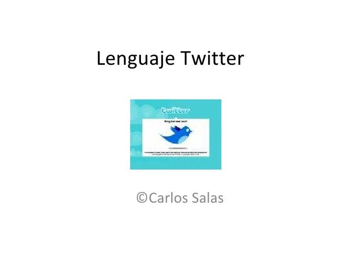 como escribir en Twitter
