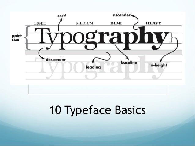 10 typeface basics.fi_xed