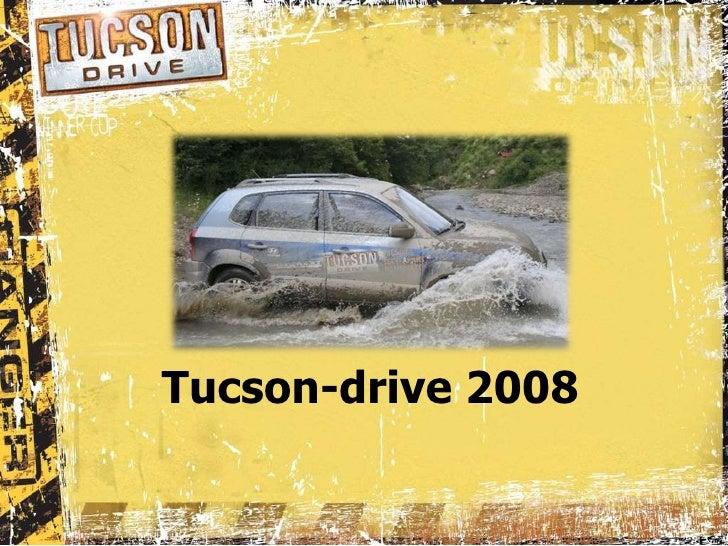 Tucson-drive 2008