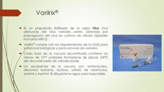 Dosis zovirax varicela