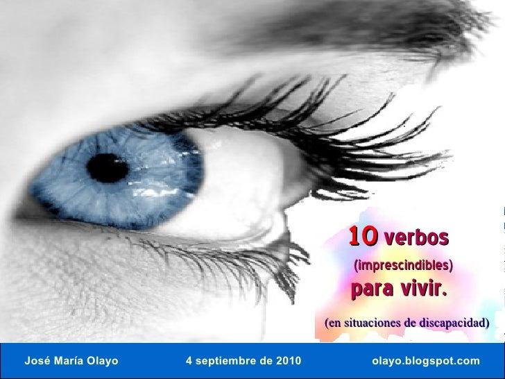 10 verbos                                                (imprescindibles)                                                ...