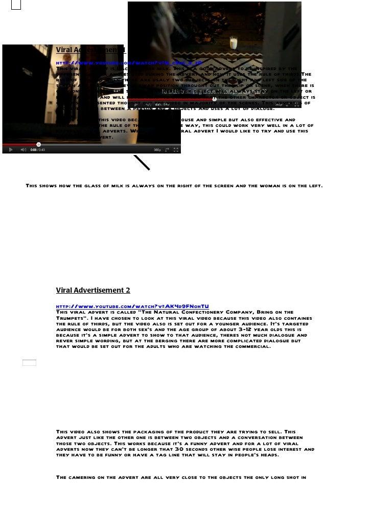 analysing 10 viral videos