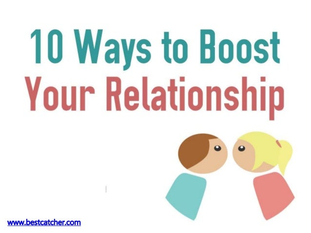 improve the relationship