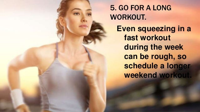 9 Ways to Lose Weight This Weekend forecast