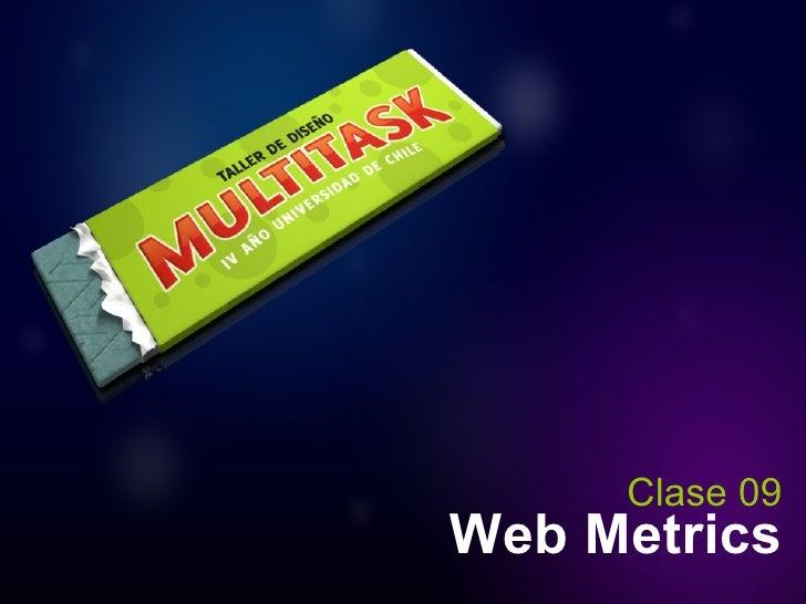 Web Metrics Clase 09