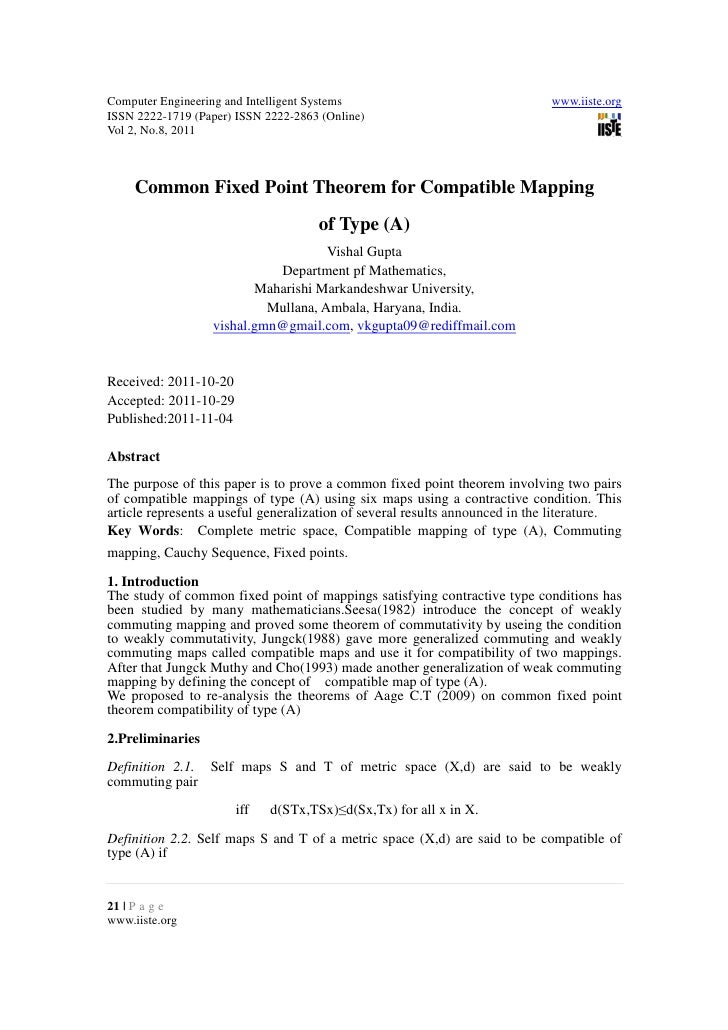 Computer Engineering and Intelligent Systems                                 www.iiste.orgISSN 2222-1719 (Paper) ISSN 2222...