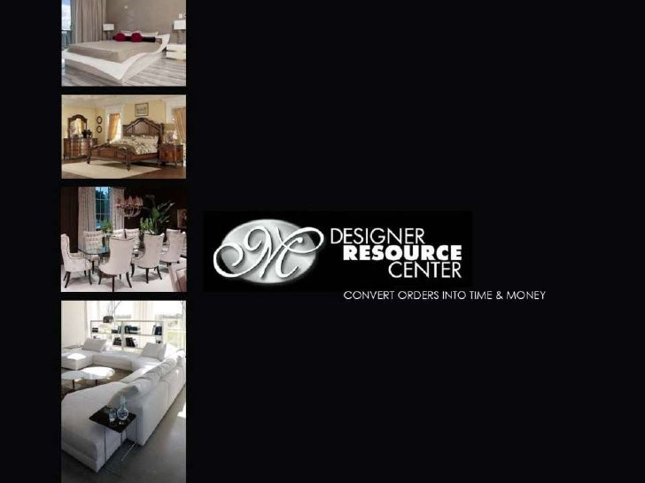 Designer Resource Center Presentation