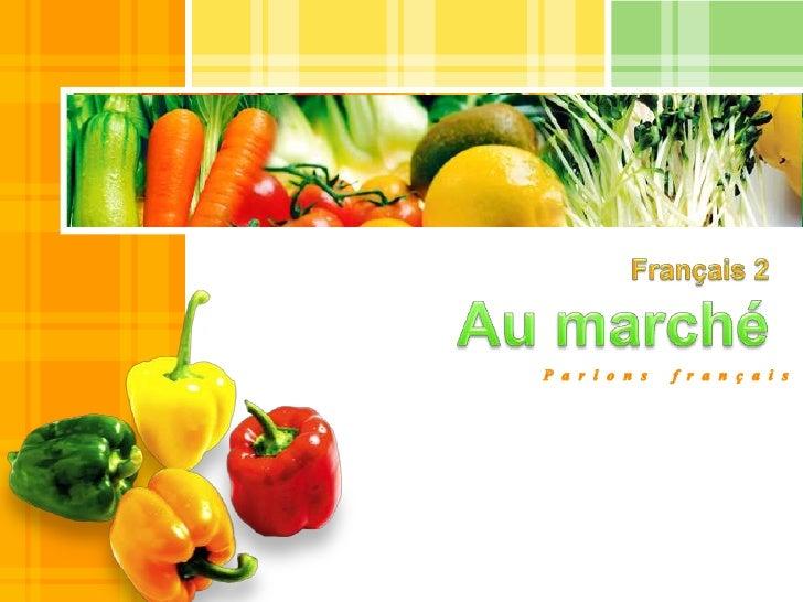 Il vous            Le livre vertfaut…      Le vocabulaire - les alimentsDevoir            Et vous page 4                 P...