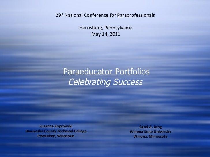 Paraeducator portfolios celebrating success - Celebrating home designer login ...