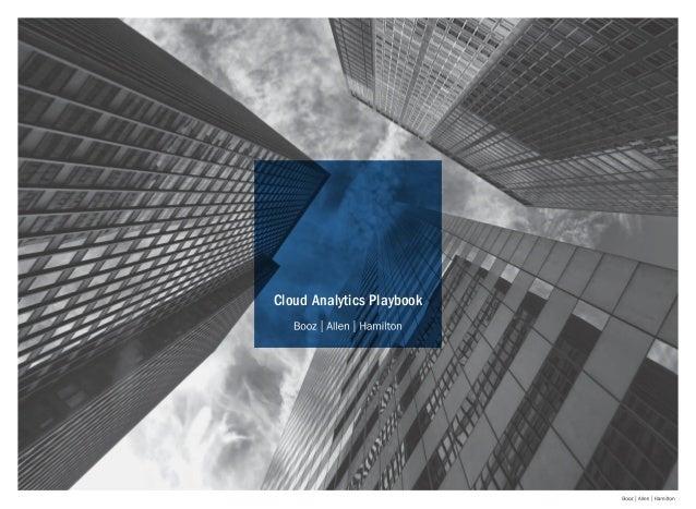Cloud Analytics Playbook