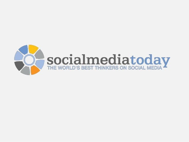 Social Media Today presents:  Effective Brand Marketing on Twitter:            How to Rise Above the Noise?Brought to you by