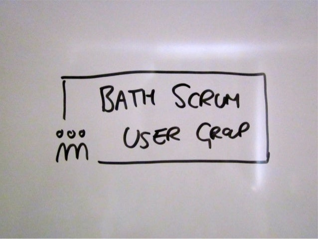 Scrum - a deceptively simple process