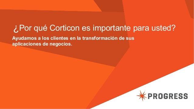 ¿Por qué Corticon es importante para usted? Ayudamos a los clientes en la transformación de sus aplicaciones de negocios.