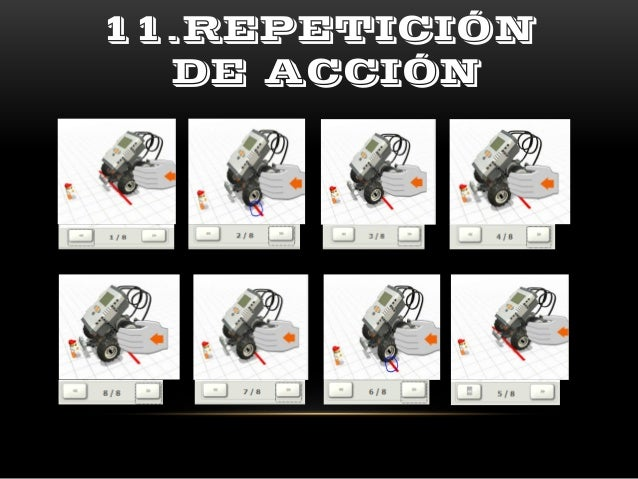 11.REPETICIÓN DE ACCIÓN