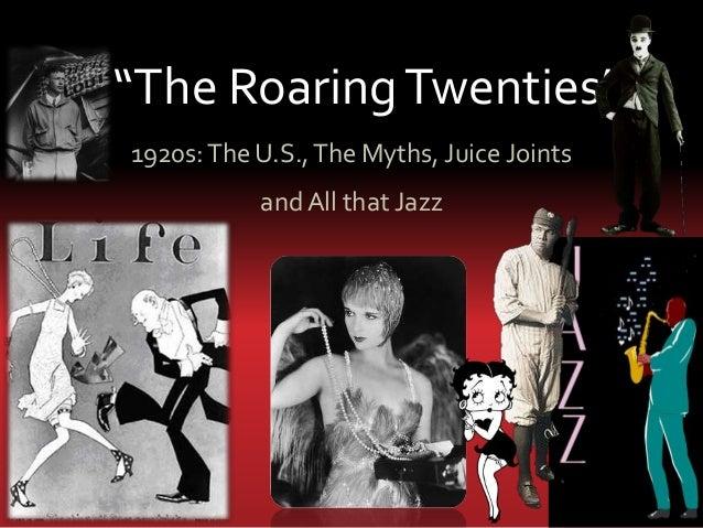 11.1 culture of the roaring twenties  1920-1929