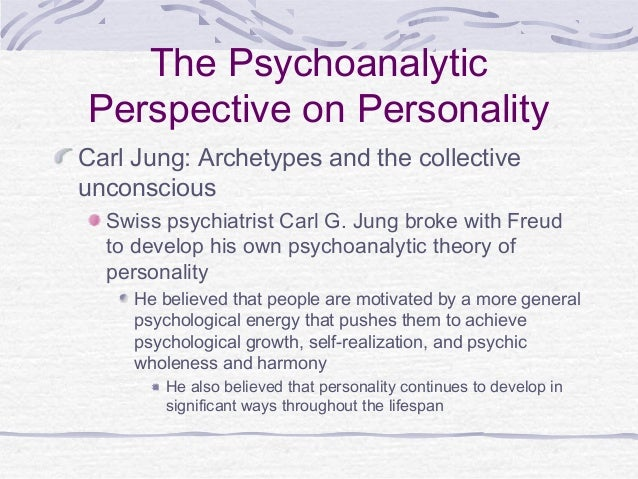 how would freudians view the nature of personality Freud vs jung - similarities and differences by harley therapy his concepts of introversion and extraversion have contributed extensively to personality psychology and have also jung did not believe that that the content of all dreams was necessarily sexual in nature or that they.