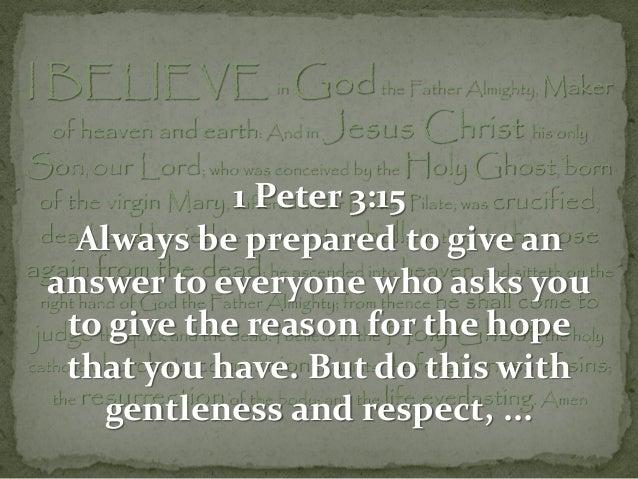 11 24 Apostles Creed Series - I Believe