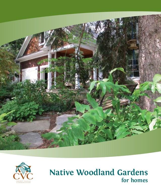 Native Woodland Gardens                for homes