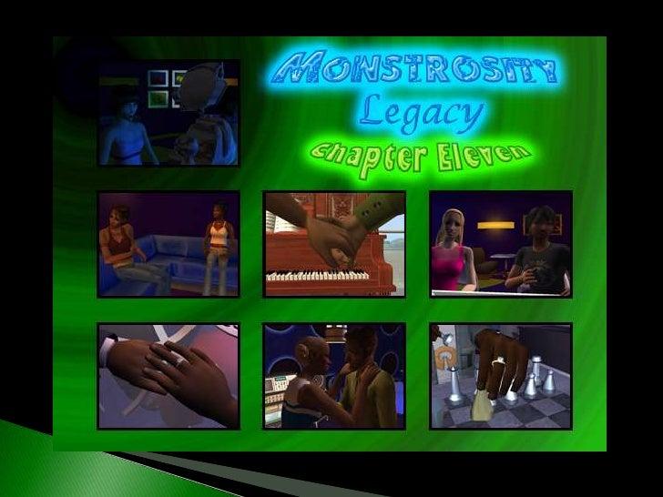 Monstrosity Legacy - Chapter 11.5
