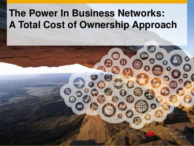 The Power In Business Networks: A Total Cost of Ownership Approach