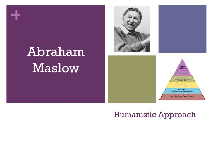 +    Abraham     Maslow              Humanistic Approach