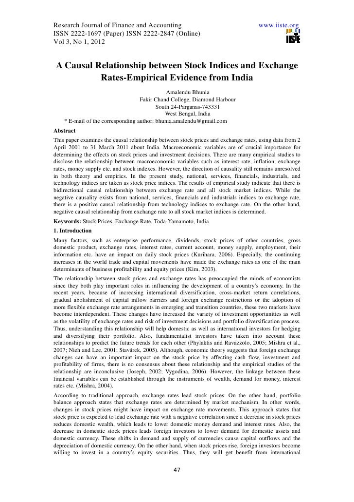 Research Journal of Finance and Accounting                                              www.iiste.orgISSN 2222-1697 (Paper...