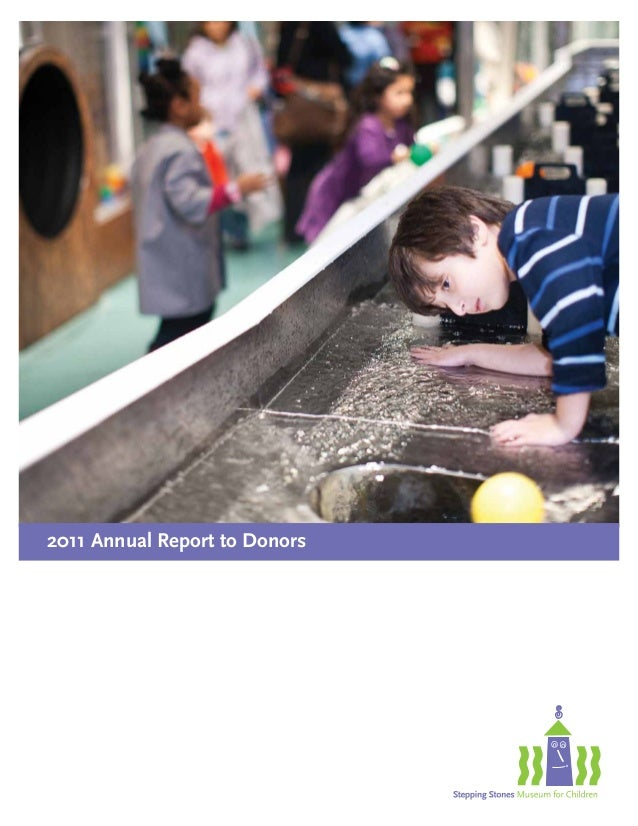 2011 Annual Report to Donors