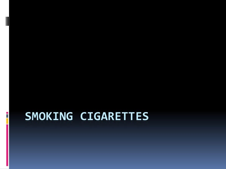 cigarette smoking ~ launico