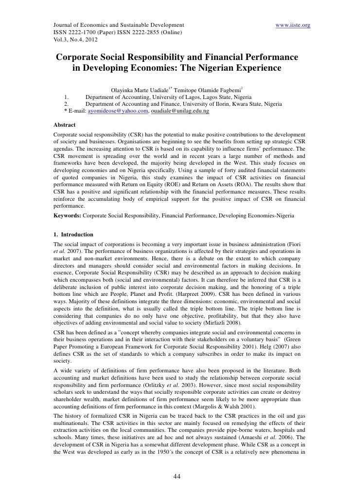 essay on corporate social responsibility 6 social responsibility essay topics social responsibility - 7367 words 2010 corporate responsibility summary a letter from samuel j palmisano chairman, president and chief executive officer of course, many people pay lip service to the importance of long-term thinking.