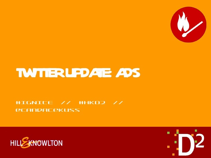 11. d2 ignite candace kuss twitter ads