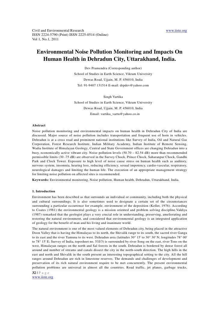 Civil and Environmental Research                                                               www.iiste.orgISSN 2224-5790...