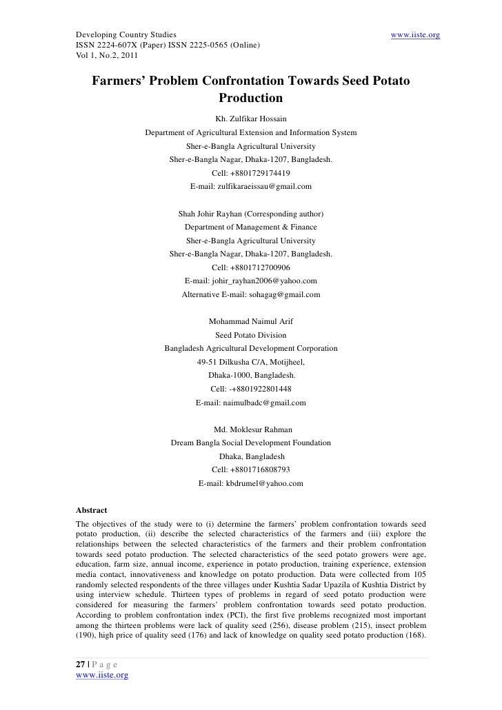Developing Country Studies                                                                 www.iiste.orgISSN 2224-607X (Pa...
