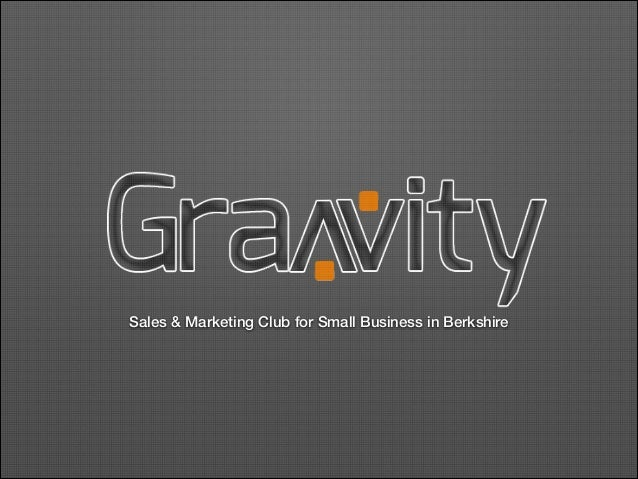 Sales & Marketing Club for Small Business in Berkshire