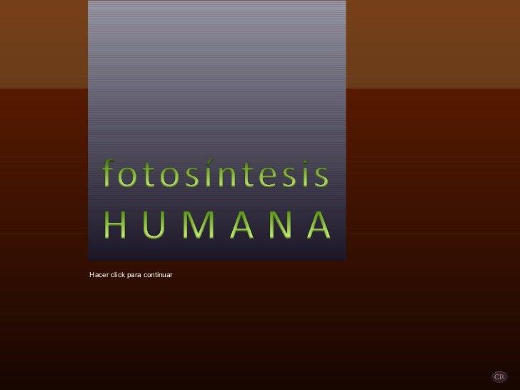 11 fotosíntesis humana [cr]