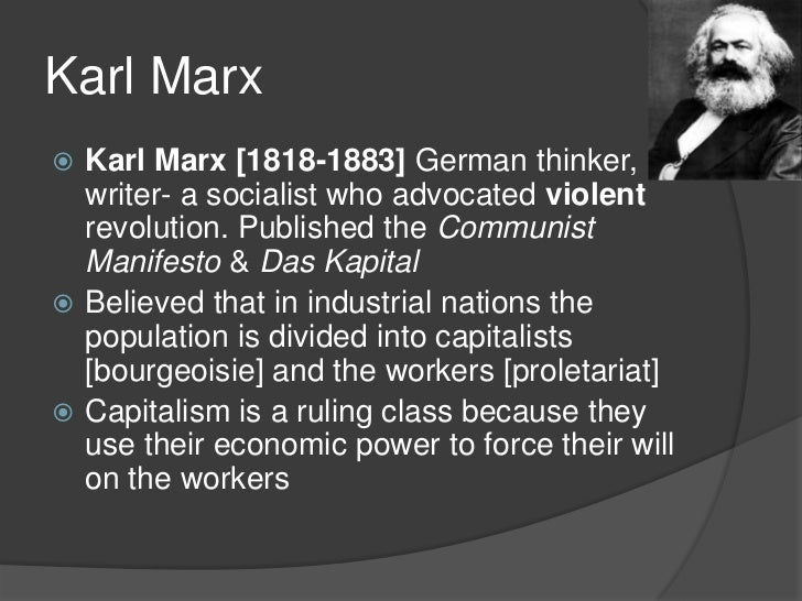 the foundation of communism through the theory of karl marx Karl marx and friederich engels wrote the communist manifesto 150 years ago marx's basic theory.