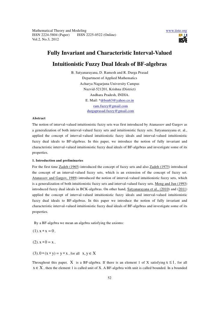 Mathematical Theory and Modeling                                                           www.iiste.orgISSN 2224-5804 (Pa...