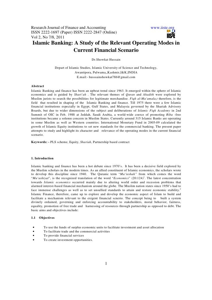 Research Journal of Finance and Accounting                                            www.iiste.orgISSN 2222-1697 (Paper) ...