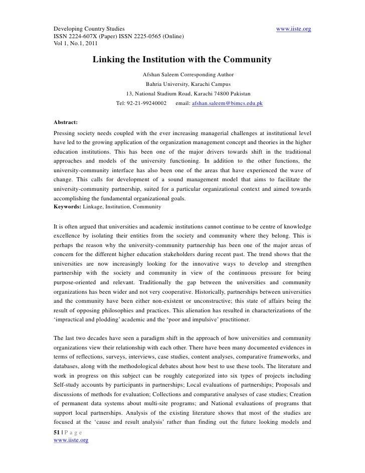 Developing Country Studies                                                               www.iiste.orgISSN 2224-607X (Pape...